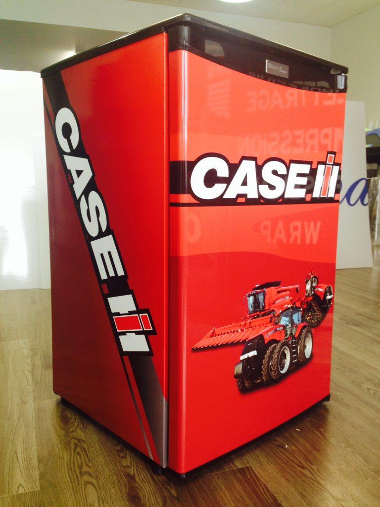 Wrap complet réfrigérateur Case IH