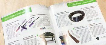 Catalogue imprimé