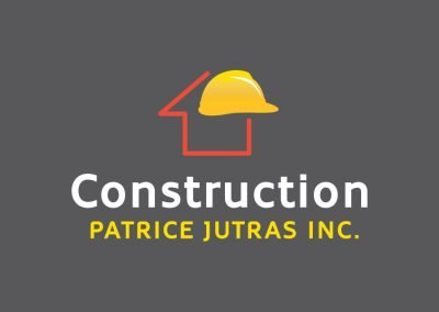 Logo, cartes d'affaires et wrap – Construction Patrice Jutras