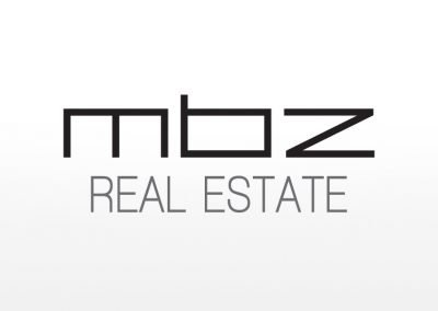 Création de l'image de la société MBZ Real Estate