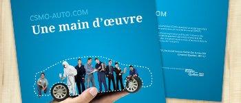 Création d'un Flipbook Bilan annuel – CSMO-Auto