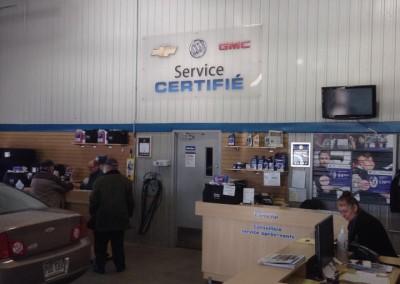Affichage intérieur pour Chevrolet, Buick, GMC à Nicolet