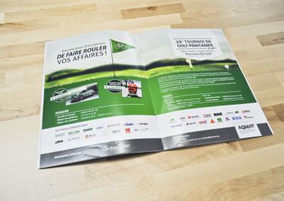 Publicités dans Quart de Rond – AQMAT