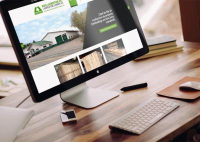 Site Web responsive – Bois Laurentide Saint-Célestin