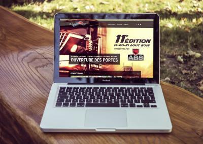 Refonte du site Web de Challenge 255 de Baie-du-Febvre