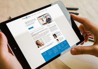 Site Web – Spécialistes chirurgie buccale & maxillo-faciale