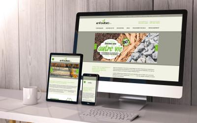 Duo réalise un double mandat Web pour Enfoui-Bec !
