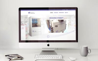 Une refonte de site Web réussie pour Synergie Médicale!
