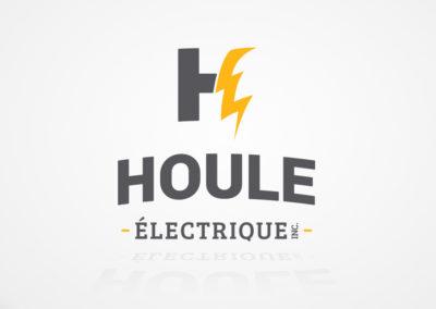 Identité corporative – Houle Électrique inc.