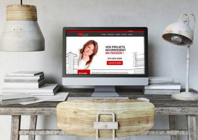 Site web de Michelle Coté Architecte