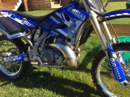 Kiy graphique motocross - Duo Lettreur Nord-Sud