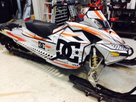 Kit graphique Ski-Doo - Duo Lettreur Nord-Sud