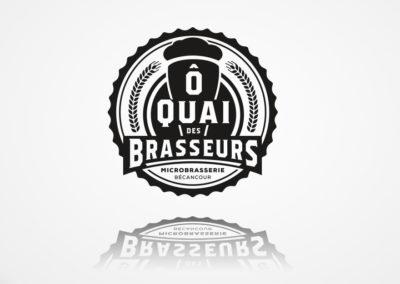 Logo Ô Quai des Brasseurs