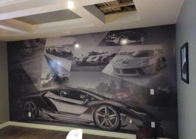 Murale personnalisée