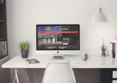 Nouveau site Web pour Garage Bertrand Richer