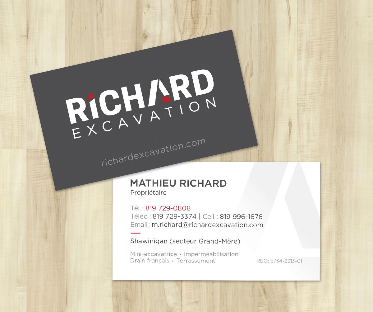 Cartes - Richard Excavation