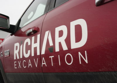 Richard Excavation