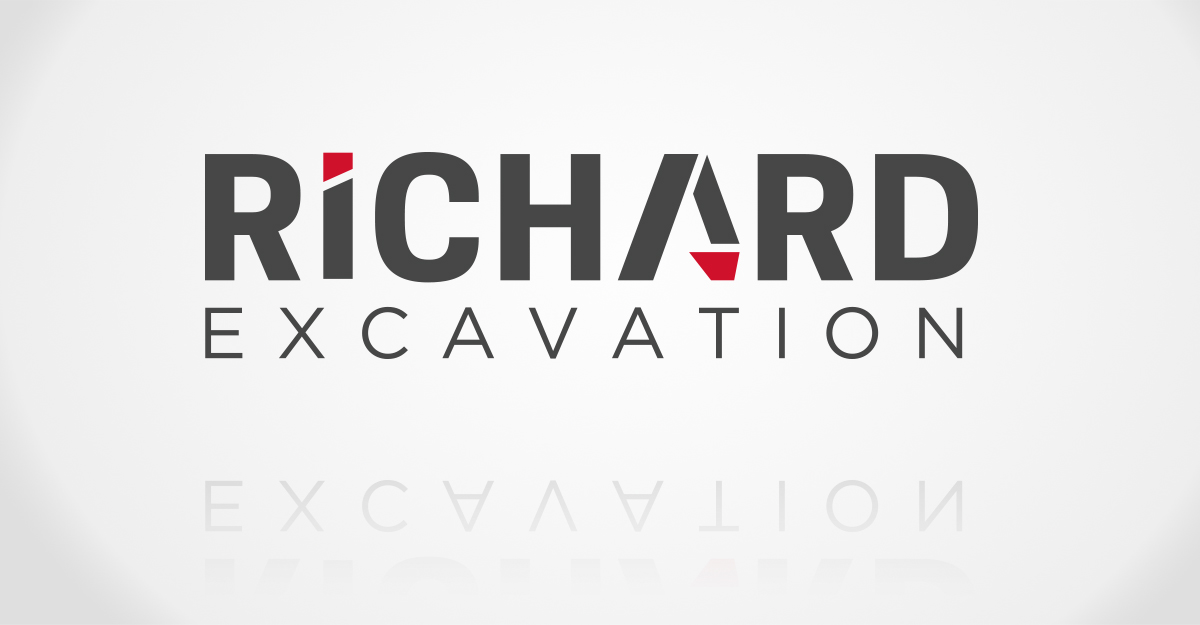 Logo - Richard Excavation