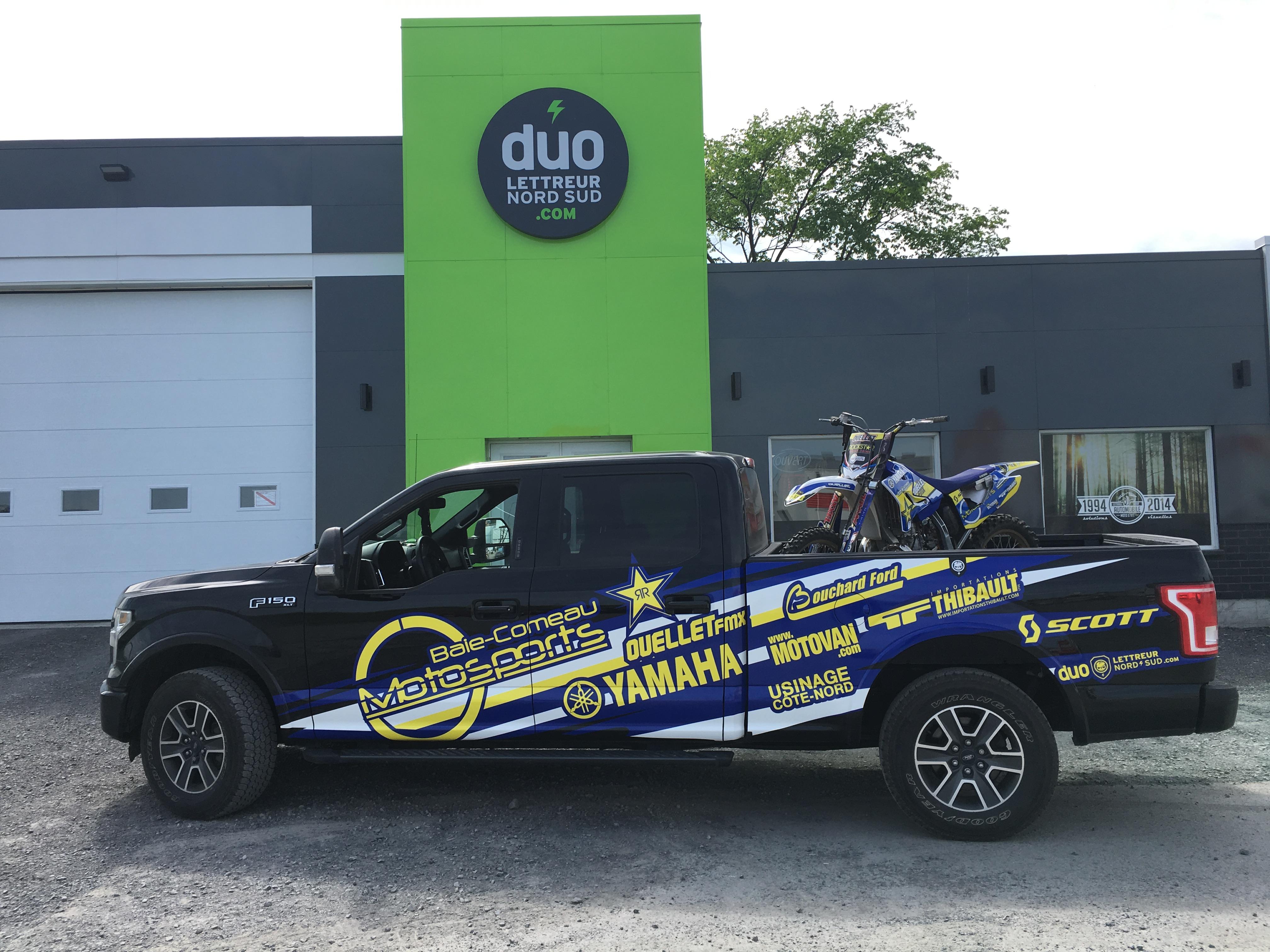 Camion Baie-Comeau Motosports