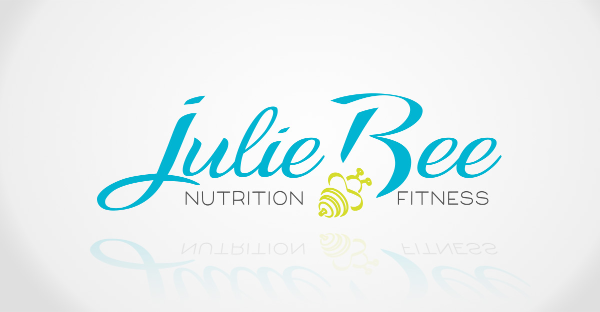 Logo - Julie Bee Nutrition Fitness