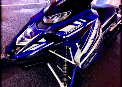 Kit graphique pour un Yamaha Sidewinder