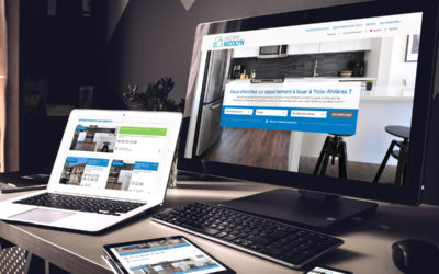 Duo Lettreur Nord-Sud signe la refonte Web de Société Nicolyn