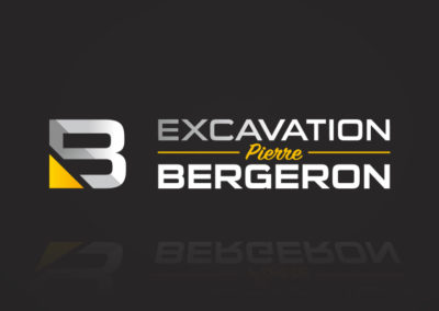 Logo Excavation Pierre Bergeron