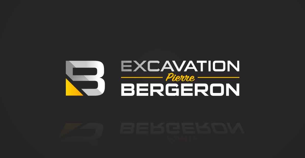 Logo Excavation Pierre Bergeron