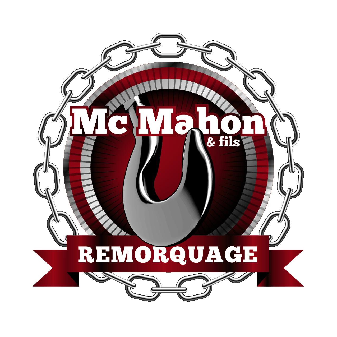 Logo Carrosserie McMahon et fils
