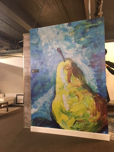 Murale - Salon Expo Habitat Mauricie 2018