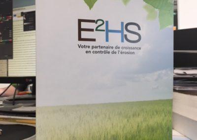 Pochette corporative E2HS