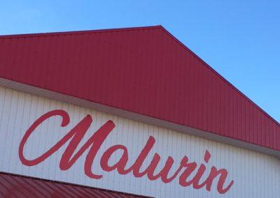 Affichage extérieur Malurin