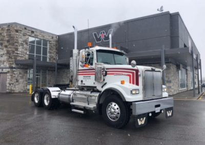 Camions Westernstar Mauricie