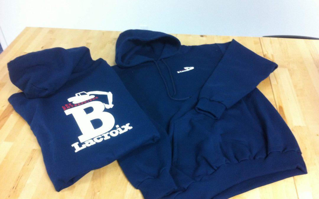 Vêtements pour Les Entreprises B Lacroix