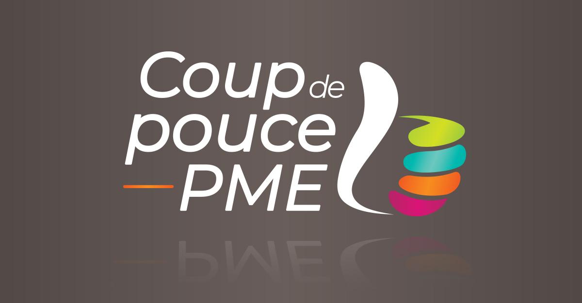Logo Coup de pouce PME
