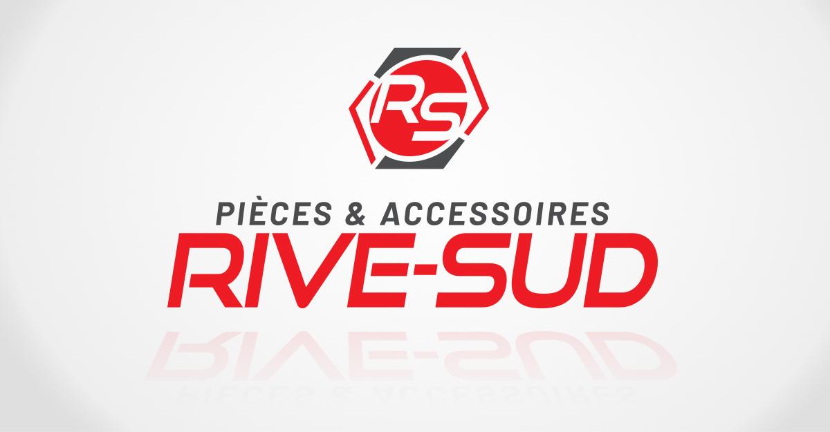 Logo Pièces Accessoires Rive-Sud