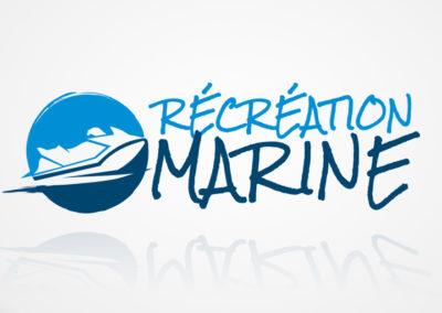 Logo Récréation Marine
