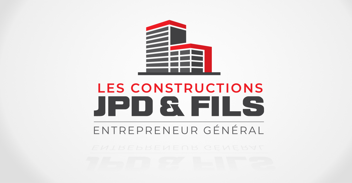 Logo Constructions JPD et fils
