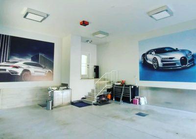 Murales de garage