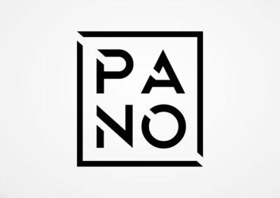 Conception du logo de Pano