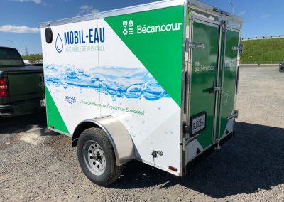 MOBIL-EAU – Unité mobile d'eau potable