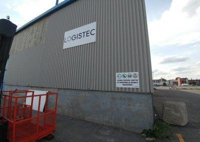 Signalisation pour Logistec