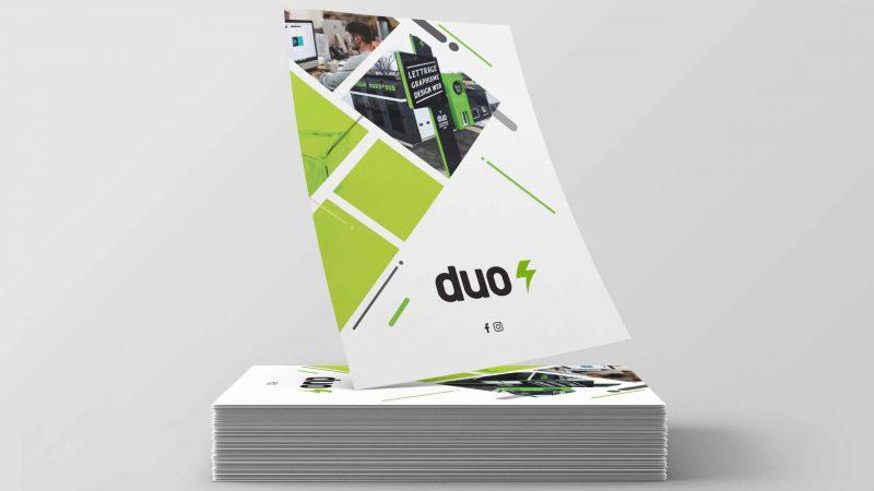 Affiches 8,5 x 11 - Produits imprimés - Duo